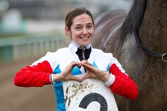 Mickaelle Michel, March 31, 2020 - Horse Racing : Funabashi Keiba 5R at Funabashi Racecourse in Chiba, Japan. (Photo by AFLO SPORT)
