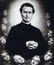 JUAN BOSCO, SAN. SACERDOTE ITALIANO.1815-1888.JUAN BOSCO, SAN. SACERDOTE ITALIANO.1815-1888.. Album \/ sfgp. .