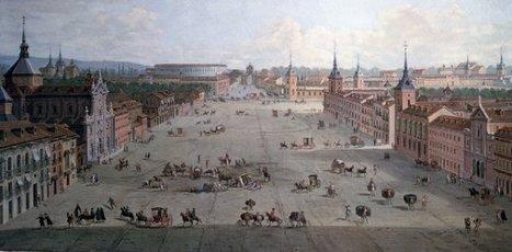 "JOLI , ANTONIO. PINTOR ITALIANO . 1706 - 1778. "" MADRID . CALLE DE ALCALA "" , OLEO. COLECCION DUQUES DE ALBA . MADRID. MADRID PINTADO.JOLI , ANTONIO. PINTOR ITALIANO . 1706 - 1778. "" MADRID . CALLE DE ALCALA "" , OLEO. COLECCION DUQUES DE ALBA . MADRID. MADRID PINTADO.. Album \/ sfgp. ."