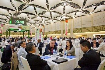 La misión de compradores (Buyers Trade Mission o BTM) generará 6.200 citas de negocios entre 700 empresarios costarricenses y 310 compradores de 50 países. Fotografía: Procomer