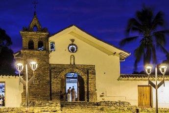 Church of San Antonio, Cali, Valle del Cauca