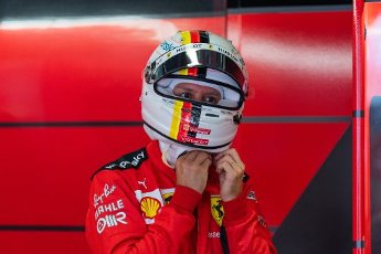 Motorsports: FIA Formula One World Championship 2020, Grand Prix of Austria, #5 Sebastian Vettel (GER, Scuderia Ferrari Mission Winnow), | usage