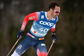 Hans Christer HOLUND (NOR), winner, winner. Action, single image, cut single motif, half figure, half figure. Cross Country Men 15 km Interval Start Free, cross-country skiing, men on 03.03.2021. FIS Nordic World Ski Championships 2021 in Oberstdorf from February 22nd to March 7th, 2021.   usage worldwide