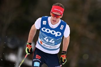 Florian NOTZ (GER), action, single image, trimmed single motif, half figure, half figure. Cross Country Men 15 km Interval Start Free, cross-country skiing, men on 03.03.2021. FIS Nordic World Ski Championships 2021 in Oberstdorf from February 22nd to March 7th, 2021.   usage worldwide