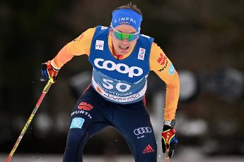 Lucas BOEGL (GER), action, single image, trimmed single motif, half figure, half figure. Cross Country Men 15 km Interval Start Free, cross-country skiing, men on 03.03.2021. FIS Nordic World Ski Championships 2021 in Oberstdorf from February 22nd to March 7th, 2021.   usage worldwide