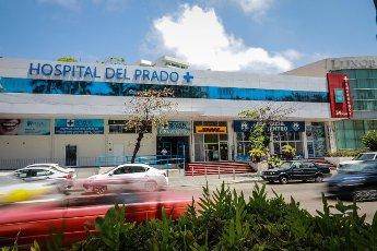 View of the Prado Hospital where Spanish tenor Placido Domingo is hospitalized for COVID-19 in Acapulco, Guerrero State, Mexico, 28 March 2020. EFE/Mario Guzman