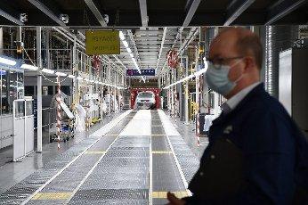 PHOTOPQR/VOIX DU NORD/PIERRE ROUANET ; 10/04/2020 ; 10/04/2020. 25e jour de confinement coronavirus (SARS-CoV-2, covid-19) en France. Dans l