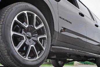 CIUDAD DE MÃXICO, agosto 14 (EL UNIVERSAL).- Chevrolet somete a la legendaria Suburban a cambios que la dotan de más tecnología sin perder su majestuosidad y manteniendo su caracter imponente. Foto: Agencia EL