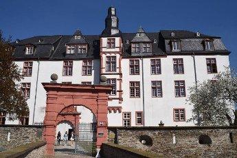 Residenzschloss,  Schloss,  Jahr 1614 bis 1653,  Altstadt,  Idstein