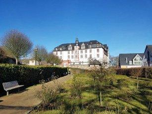 Residenzschloss,  Schloss,  Idstein