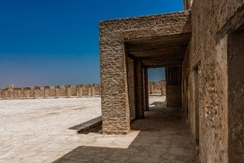 The easternmost outpost of the Ottoman Empire in Arabian Peninsula.
