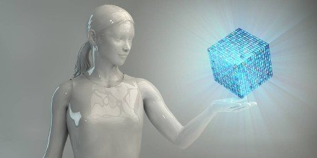 Technological Advancement and Leap Forward Revolution Concept