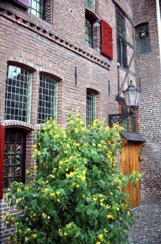 old town of Elburg in the Netherlands