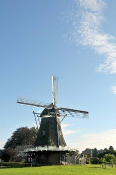 """windmill """"De Maagd"""" in the Netherlands"""