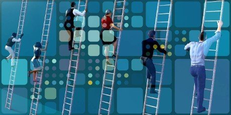 Business Team Office Worker Entrepreneur Concept Art
