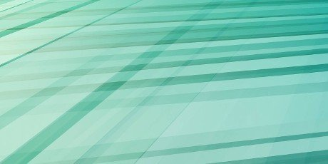 Modern Abstract Background with Blue Motion Stripes