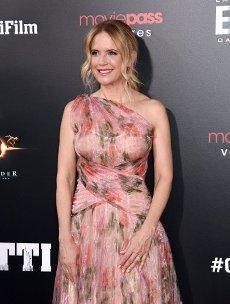 "June 14, 2018 - New York, New York, United States: Kelly Preston attends the New York premiere of \'Gotti"", held at the SVA Theater. (PIP\/Polaris"