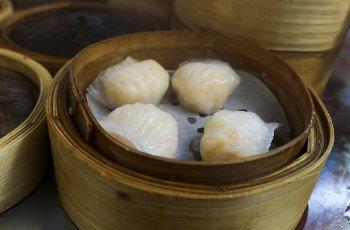Dim Sum by Tim Ho Wan dim sum chai in Sham Shui Po. 09NOV20 SCMP \/ Dickson