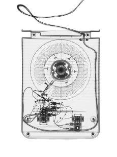 Fan heater, X-ray