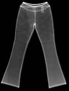 Sports leggings, X-ray
