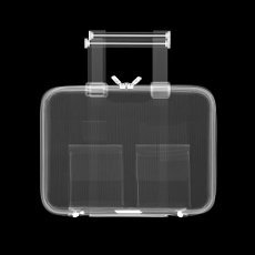 Small suitcase, X-ray