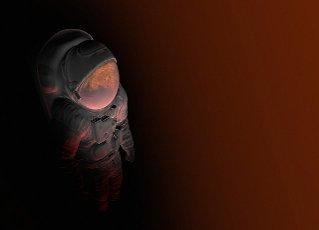 Astronaut, illustration
