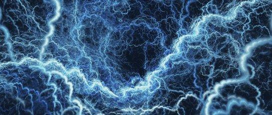 Lightning, conceptual illustration2