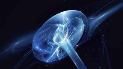 Interstellar portal, conceptual illustration2