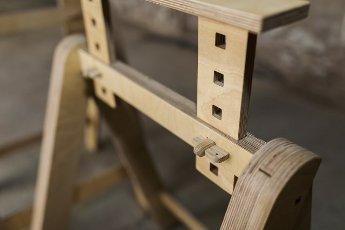 Wooden furniture legs